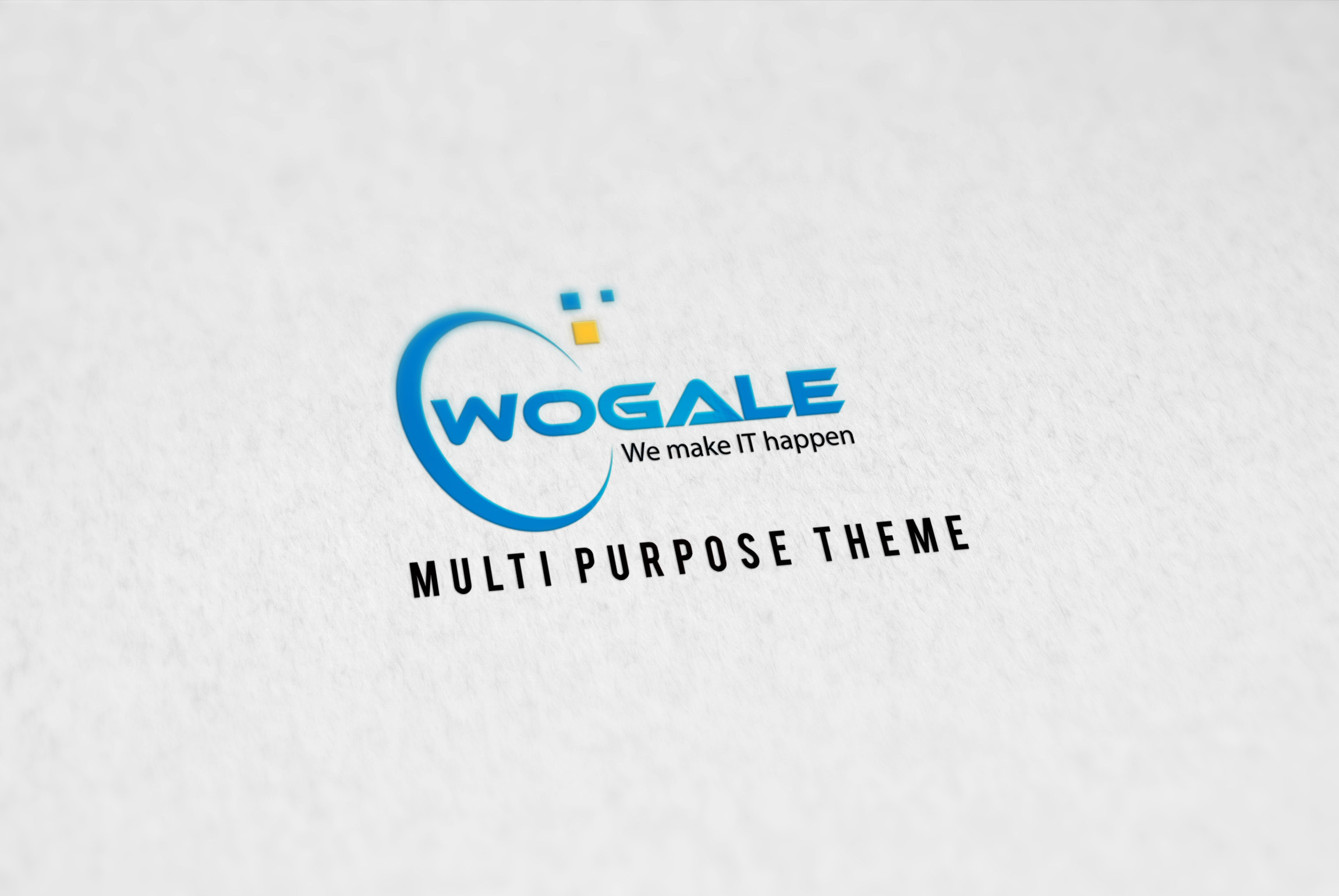 Wogale - Best Magazine Theme